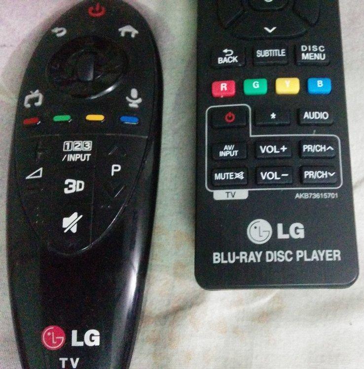 HELP: LG LB65XX TV, reset but cant click 'OK' with magic