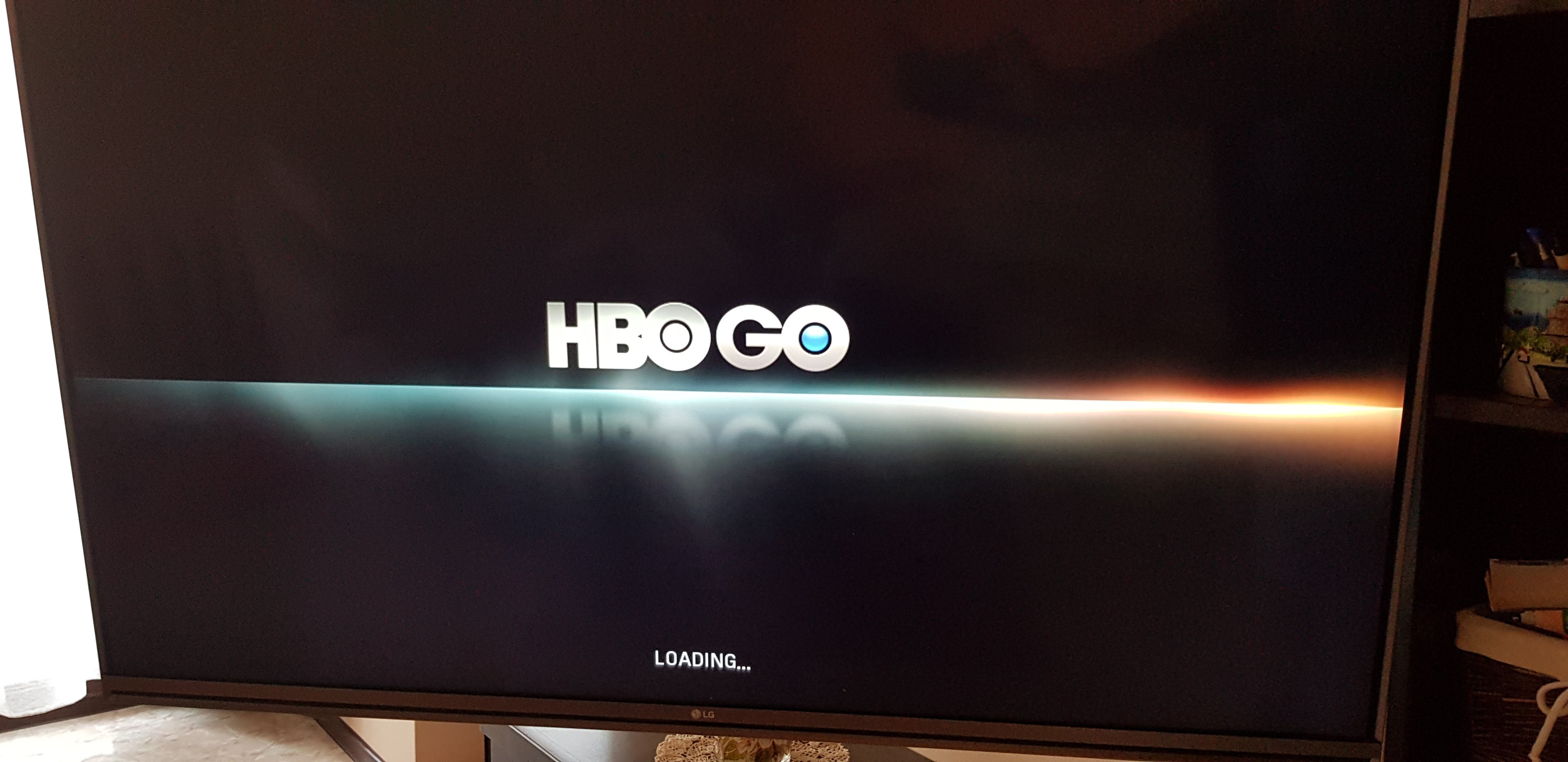 HBO GO freezes on loading - LG webOS Smart TV App Questions - LG webOS