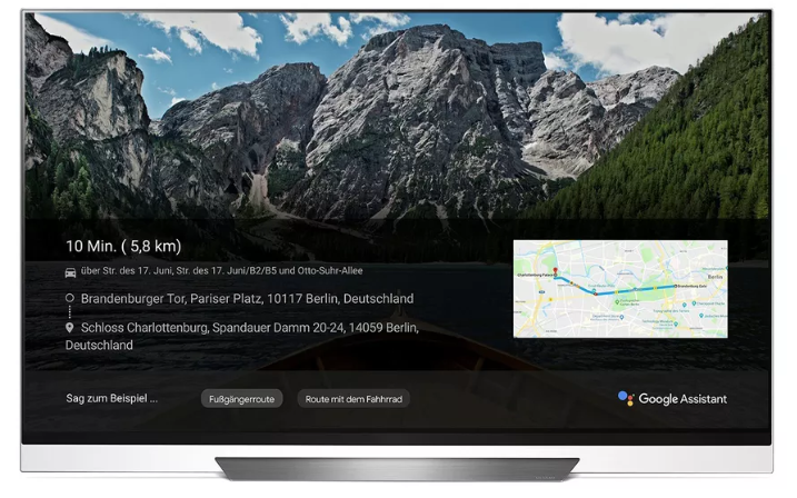 Google Assistant is coming to LG's ThinQ TV in seven more countries